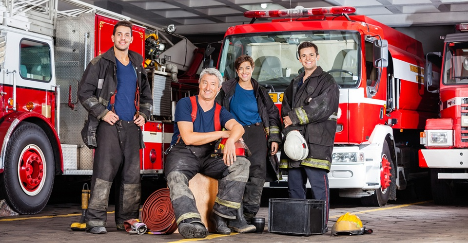 Stand Down for Firefighter Health
