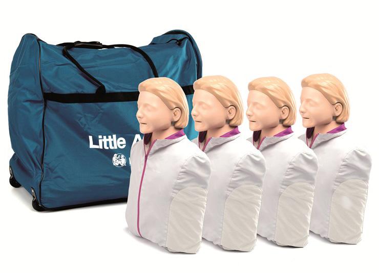 Little Anne Manikin 4-Pack 121-01050